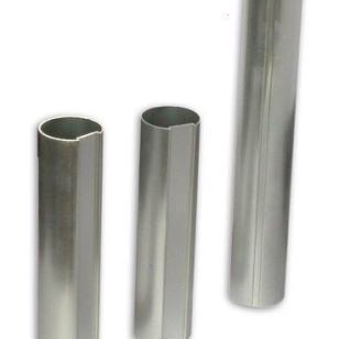 上海地区铝管铝棒铝排加工厂家图片