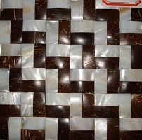供应椰壳板椰壳装饰工艺品