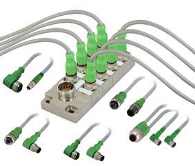 供应大电流防水塑料连接器