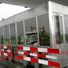 供应广东新款收费亭价格停车场收费亭监控系统设计,广惠高速双向收费批发
