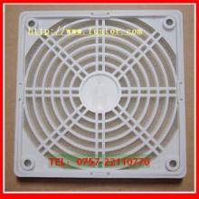 供应白色三合一防尘网罩_120风扇防尘网罩批发