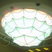 供应山东软膜天花/透光膜喷绘膜灯箱膜