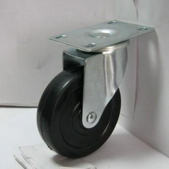 3寸橡胶轮图片/3寸橡胶轮样板图 (3)