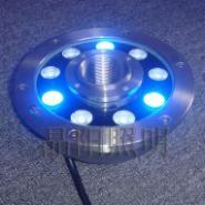 L304材质不锈钢喷泉灯图片