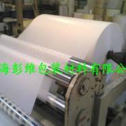 供应105g双塑单硅离型纸专用于铝箔胶带复合
