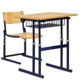 供应山东学生课桌凳厂家,山东哪里有卖学生课桌凳,高档学生课桌凳