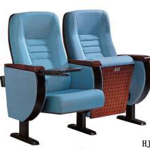 供應山東多功能報告廳座椅、山東多功能公共座椅廠家-鴻基多功能廳排椅圖片