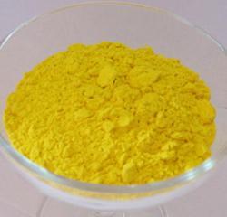 塑胶涂料专用钛镍黄图片