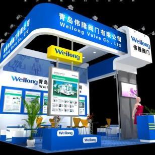 河南展览展馆展示设计安装图片