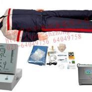 北京2010版急救训练模拟人供应图片