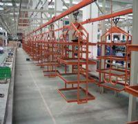 供应电脑机箱整厂喷漆喷粉涂装生产线批发