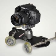 静音滑轨车摄像轨道mini滑轨图片