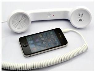 防辐射手机听筒生产商图片