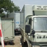 厢式货车配装冷藏车