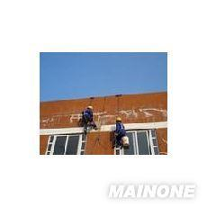 供应幕墙更换弧形钢化玻璃,幕墙换胶,高难度幕墙玻璃更换