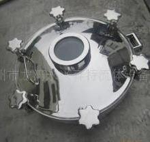 供应圆形不锈钢手轮式视镜人孔批发