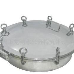 供應圓形不鏽鋼快開人孔