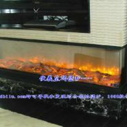 中国正品国产品牌壁炉精品伏羲壁炉图片