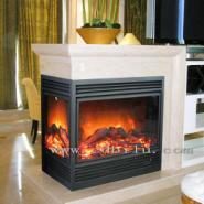 欧式壁炉火焰定制专家-欧壁火伏羲图片