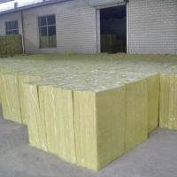 供应岩棉板管毡条 岩棉管体积