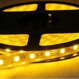 供应5050软灯条黄光一米60灯