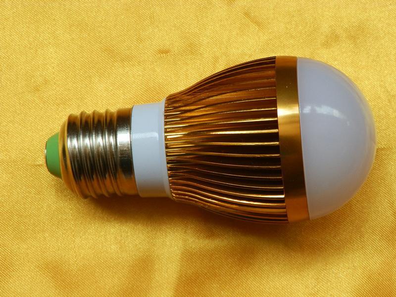 供应华纳照明LED球泡灯6W