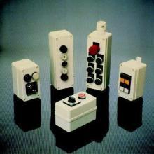 Fibox铸铝按钮盒,按钮开关盒,防水按钮盒Fibox铸铝按钮盒