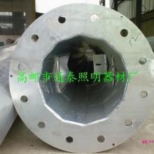 路灯杆批发路灯杆生产路灯杆加工路灯杆价格钢杆厂家通泰照明器材批发