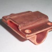 供应防雷配件接地棒线夹黄铜棒连接线夹,防雷配件接地棒厂家直销