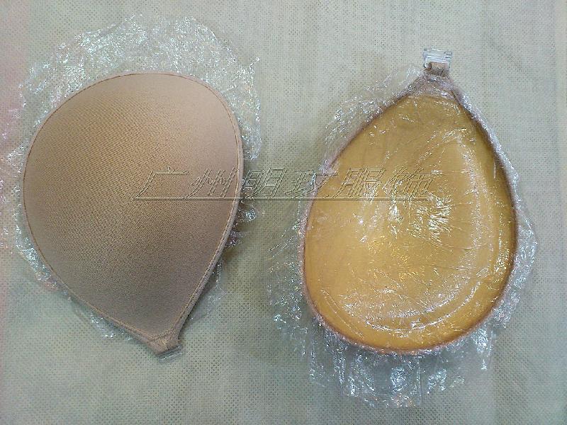 供应布料隐形文胸立体杯 布料隐形文胸 硅胶文胸 胸贴 胸垫 乳贴