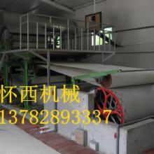 供应787型造纸机械,烧纸造纸机批发
