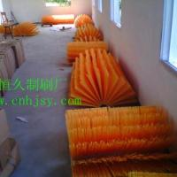 恒久制刷厂专业生产加工各类毛刷加工厂 毛刷辊 工业毛刷