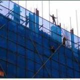 蓝色建筑防火防护网_蓝色阻燃安全网_蓝色安全网优质生产厂家