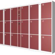 供应24门IC卡存包柜 寄存柜,武汉聚力
