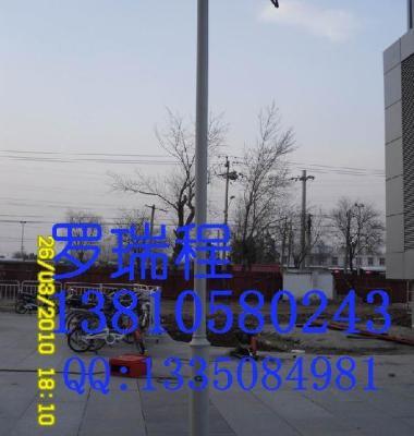 摄像机立杆图片/摄像机立杆样板图 (3)
