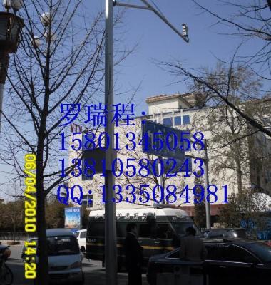 摄像机立杆图片/摄像机立杆样板图 (4)