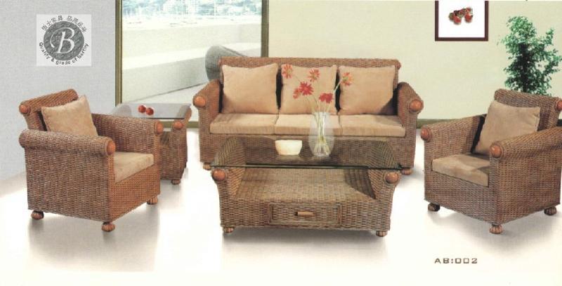 供应藤制家具藤艺沙发002,定做藤制沙发款式图片,藤制沙发尺寸