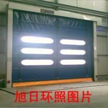 供应北京雷达柔性堆积门 高速柔性大门 自动柔性大门 保温柔性大门