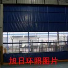 供应北京电动快速背带门 雷达快速背带门  地下停车场的堆积门