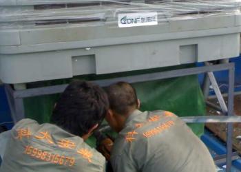 水蒸发式冷气机水冷空调冷风机图片