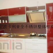 不锈钢整体橱柜加盟不锈钢厨柜加盟图片