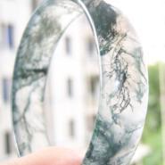 水草玛瑙手镯惠州市家力宝石厂给力图片
