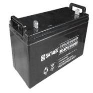 12V65AH山特UPS专用电池图片
