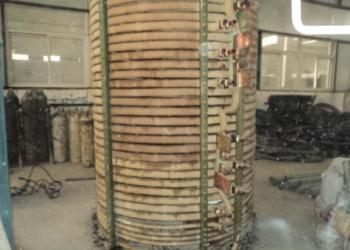 中频电炉感应器图片