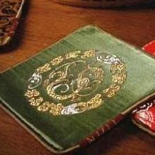 供应织锦礼品广告鼠标垫