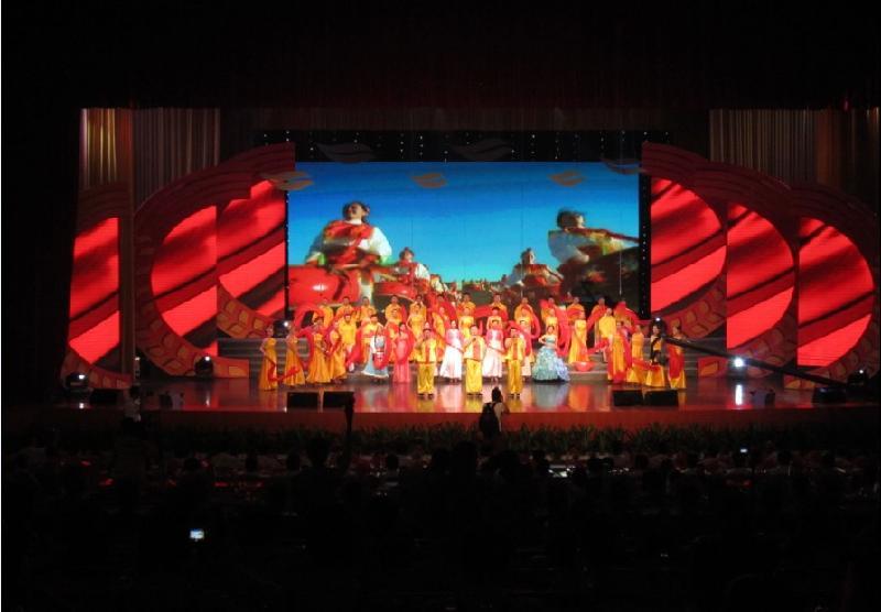 供应湖南长沙中超传媒专业舞台设备租赁