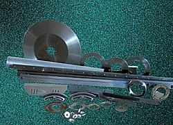 专业供应生产食品机械刀片进口食品机械刀片