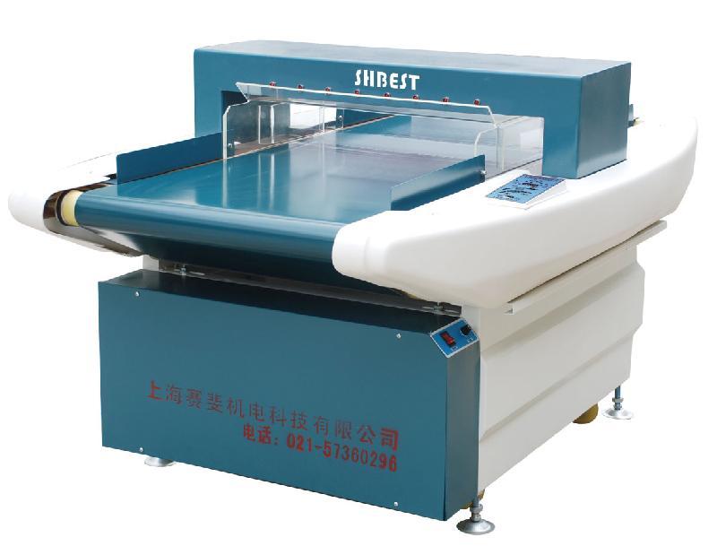 供应服装自动检针机检针器验针机厂家