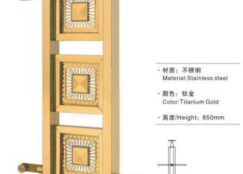 镜光楼梯立柱图片