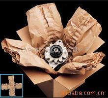 供应环保包装纸垫缓冲包装用纸牛皮纸垫